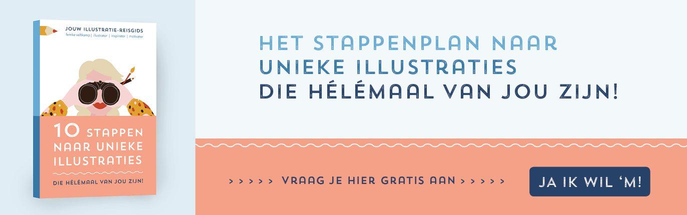 Femke Veltkamp Femke Veltkamp illustratie reisgids tekenen schilderen Utrecht creatief illustreren creatieve coaching
