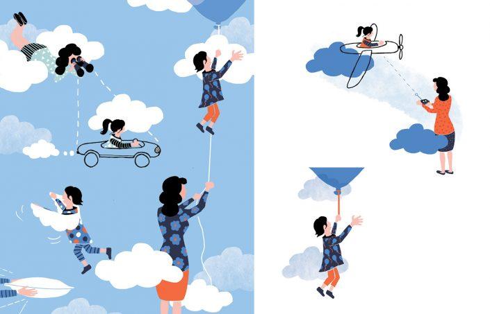 illustratie reisgids tekenen schilderen utrecht creatief