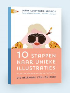 Femke Veltkamp illustratie reisgids tekenen schilderen Utrecht creatief illustreren creatieve coaching