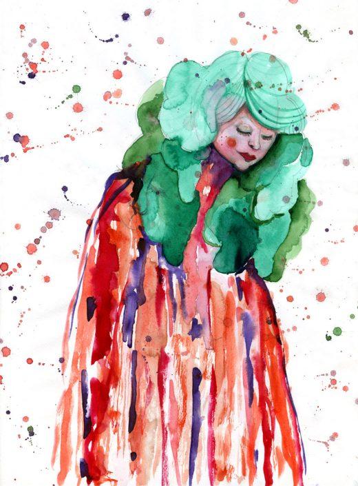 Femke Veltkamp illustratie reisgids tekenen schilderen utrecht creatief