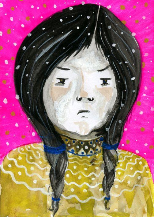 illustratie reisgids tekenen schilderen utrecht creatief Femke Veltkamp