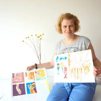 Nicole van Kan Femke Veltkamp illustratie