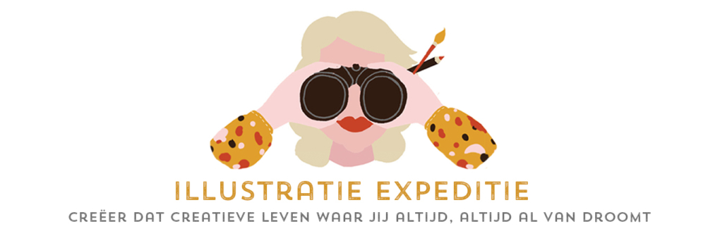 Illustratie Expeditie